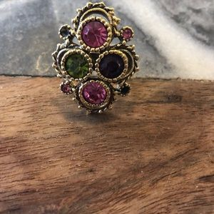 Coventry cocktail ring